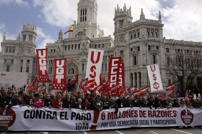 Manifestación 10 M