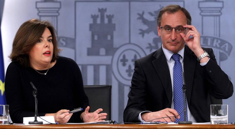 Soraya y Alonso