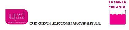 UPyD Cuenca-Elecciones 24-M