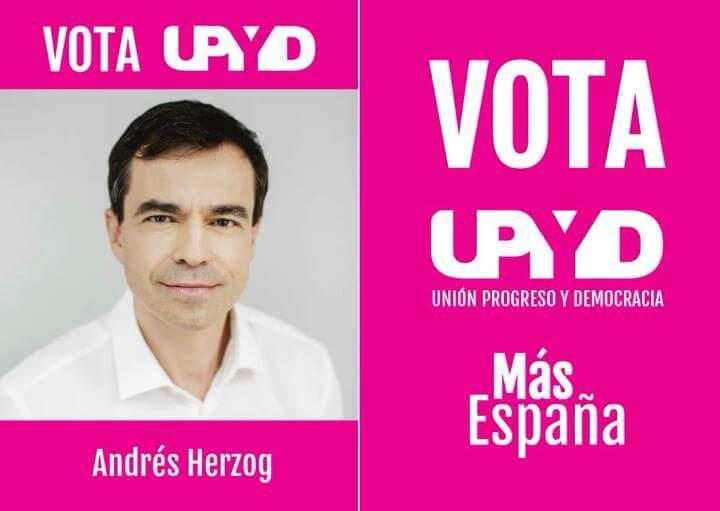 Vota UPyD 20-D