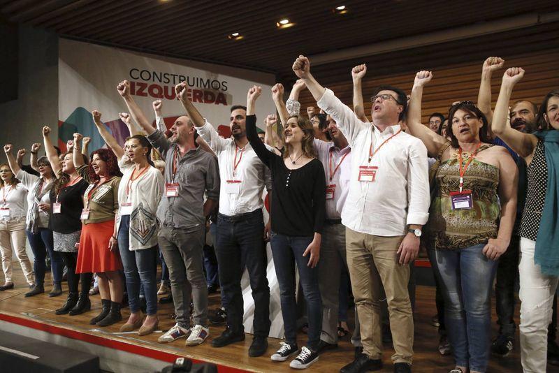 Nuevo Consejo Político federal de Izquierda Unida