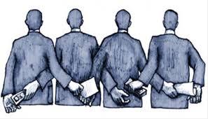 Corrupción y élites políticas